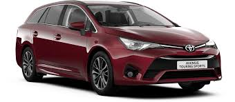 Toyota Asis Toyota Avensis Gasolina Y Diésel Toyota España