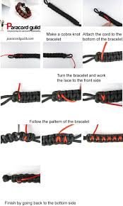 simple survival bracelet images Simple laced paracord bracelet paracord guild jpg