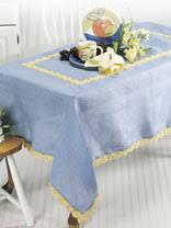 Crochet Table Runner Pattern Crochet Table Cloth U0026 Table Runner Patterns Page 1
