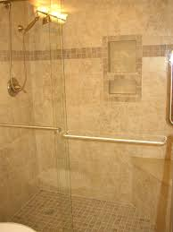 shelves shelf storage angle stauettes inside a tile shower