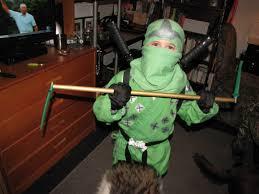 ninja costume for halloween roberts family adventures how to make a ninjago green ninja costume