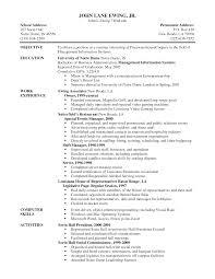 Resume For Server Job 100 Waiter Resume Skills Cocktail Server Resume Skills To