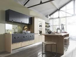 modele de cuisine provencale modele de cuisine avec ilot central elegant lot central de