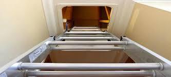 attic access ladder dimensions 4pl loft ladder answer hmmm