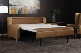 fresh american leather queen sleeper sofa 92 on hospital sleeper