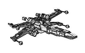 coloring pages lego star wars 11361 bestofcoloring