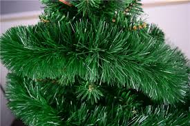 free shipping tree decoration 2m luxury thick tinsel army