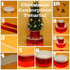 how to make a christmas centerpiece my practical baby shower guide