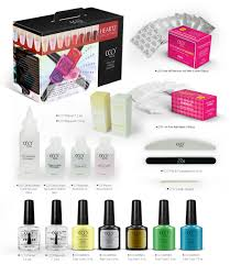 cco impress gel polish kit gel for nails led uv gel light red