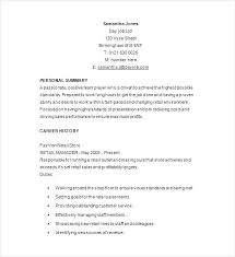 retail management resume manager resume sle retail management resume exles
