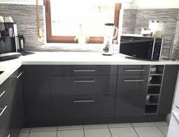 ikea küche grau ikea küchen hochglanz grau ambiznes