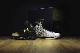 armour sells out limited edition curry shoes after