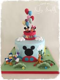 25 mickey mouse clubhouse cake ideas mickey