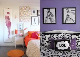 tableau pour chambre ado design interieur deco chambre ado linge lit coussins tableau