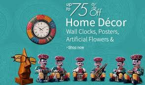 shop for home decor online upto 75 off on home decor online from amazon india sabse sasta