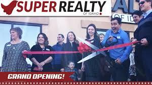 grand opening ribbon realty grand opening ribbon cutting