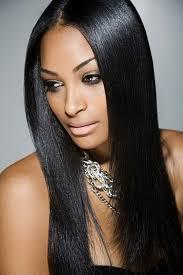 black hair weave part in the middle long sleek center part hair i love pinterest dope