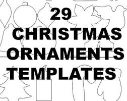pdf pattern 24 advent ornaments pattren ormaments