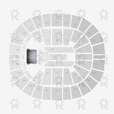 key arena sports basketball seating charts