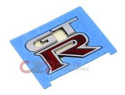 nissan infiniti logo nissan infiniti nissan oem gt r rear trunk emblem 10 r35 84894