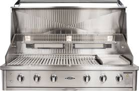 Capital Cooktops Capital Precision Series Built In Bbq With Rotisserie Acg52rbin