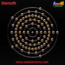 Bismuth Periodic Table Bismuth Properties Of Free Atoms Webelements Periodic Table