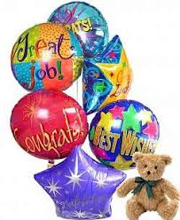 same day balloon delivery graduation balloons teddy bouquet same day gift delivery