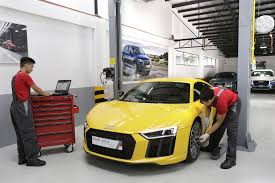 audi philippines audi philippines steps up its after sales service with