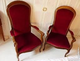 canape voltaire canapé 2 fauteuils voltaire clasf