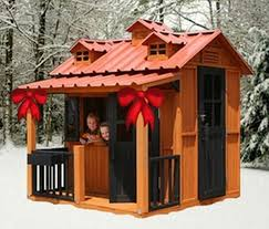kids outdoor playhouse for girls and boys in some unique designs