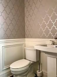 bathroom stencil ideas 1624 best diy decorating ideas using stencils images on pinterest