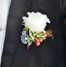 groom s boutonniere 5pcs set made best groom boutonniere artificial silk