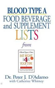blood type a diet this book has changed my life and dr joseph