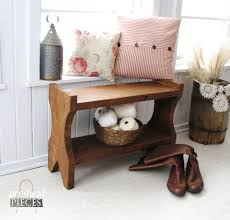 How To Build A Farmhouse Bench Farmhouse Bench Diy Rustic Or Modern Style Prodigal Pieces