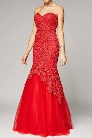 prom dresses strapless mermaid prom dress 105 6 u2013 simply fab