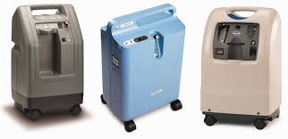 options for home oxygen therapy equipment storage and metering of