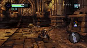 darksiders ii walkthrough court of bones 1 phariseer