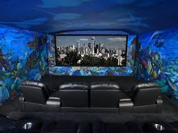 HighEnd Home Theater Designs HGTV - Home theater interior design ideas