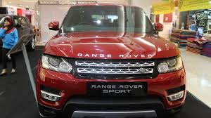 kereta range rover indera motors roadshow brunei times square shopping center a