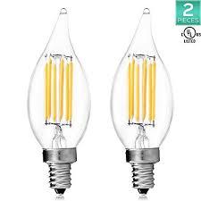 Small Base Light Bulbs Small Base Led Light Bulbs Cool White Amazon Com