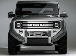 2015 Ford Bronco For Sale Concept Car Of The Week Ford Bronco 2004 Car Design News