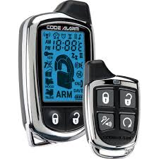 voxx electronics code alarm security and remote start security