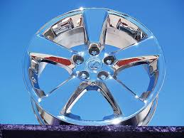chrome lexus rims amazon com lexus rx330 rx350 set of 4 genuine factory 18inch