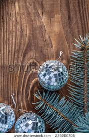 disco ornament tree stock images royalty free
