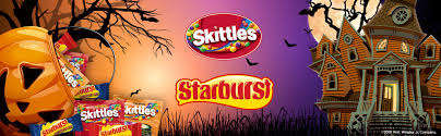 bjs halloween candy amazon com skittles and starburst halloween candy bag 190 fun