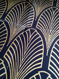 Art Deco Interiors by Black And Gold Art Deco Wallpaper From Cole U0026 Son Of Course It U0027s