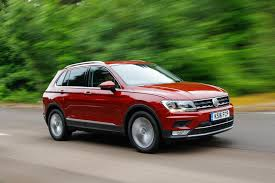 new volkswagen sports car volkswagen tiguan review 2017 autocar