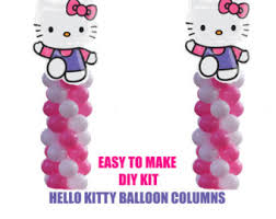 Hello Kitty Party Decorations Hello Kitty Birthday Balloons Hello Kitty Arch Balloon Party