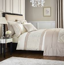 The Range Duvet Covers Buy Opulent Jacquard Bedding Range Champagne Free Delivery Also