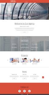 business template free free responsive corporate template